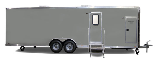 Restroom Trailers Port A Potties Portable Toilets Showers Portable Sanitation Units And