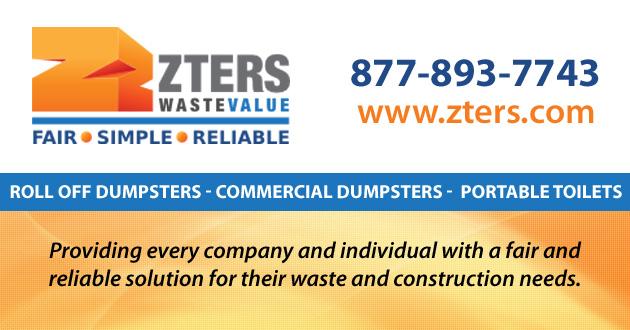 ... Portable Toilet Rental Solutions · Zters